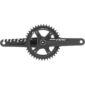 SRAM Apex 1 Krank 42 tænder 11-speed sort